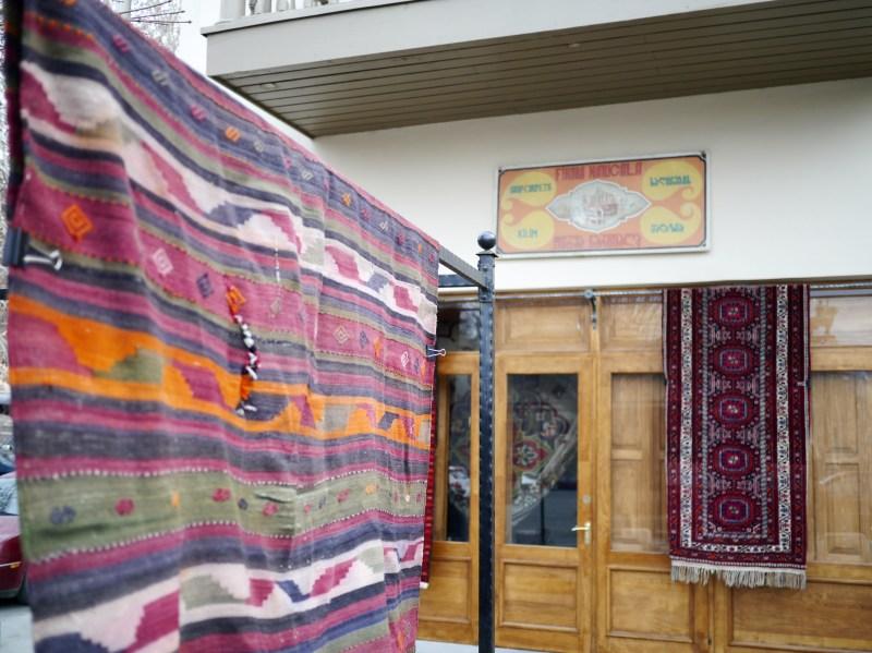 Old Tbilisi carpets