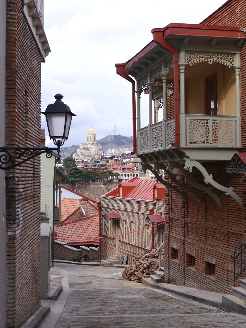 Old Tbilisi alley