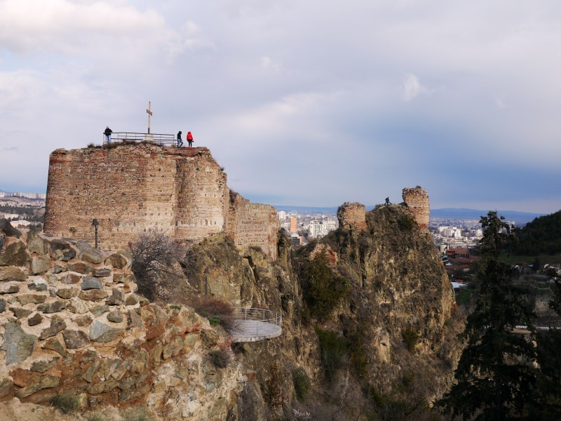 Fortress in Tbilisi