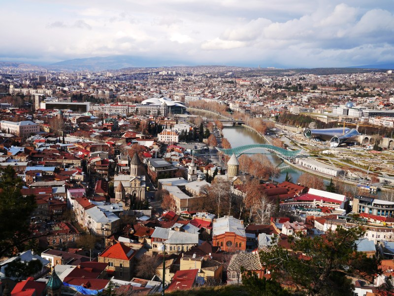 Beautiful Tbilisi