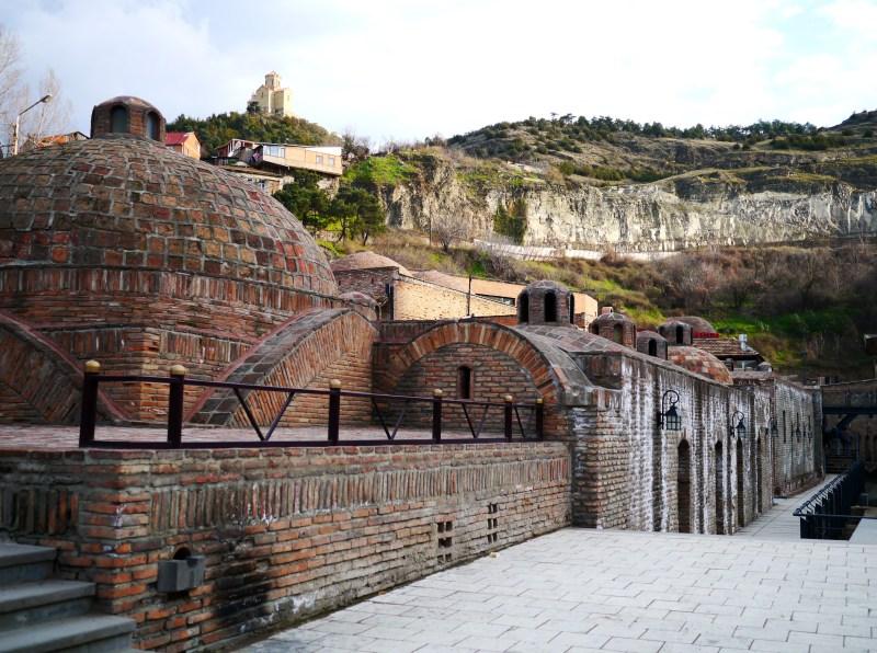 Turkish baths in Tbilisi