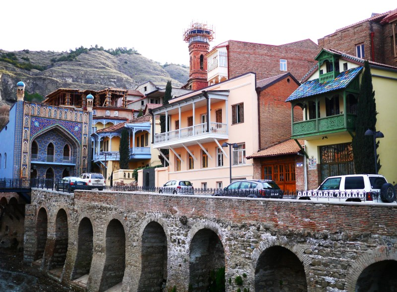 Beautiful Old Tbilisi