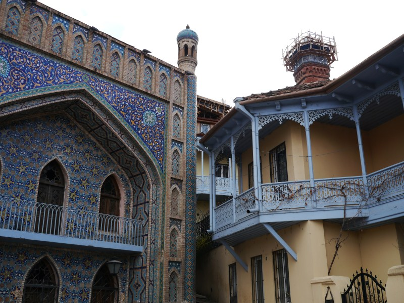 Old Tbilisi Mosque