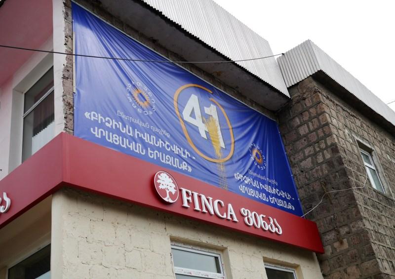 Armenian signs