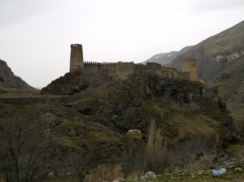 Georgian Fortress