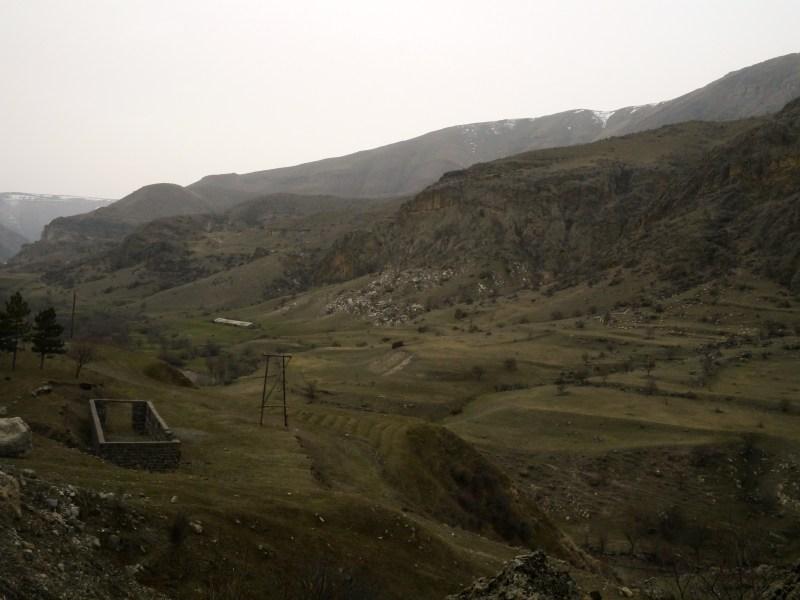 Georgian hills