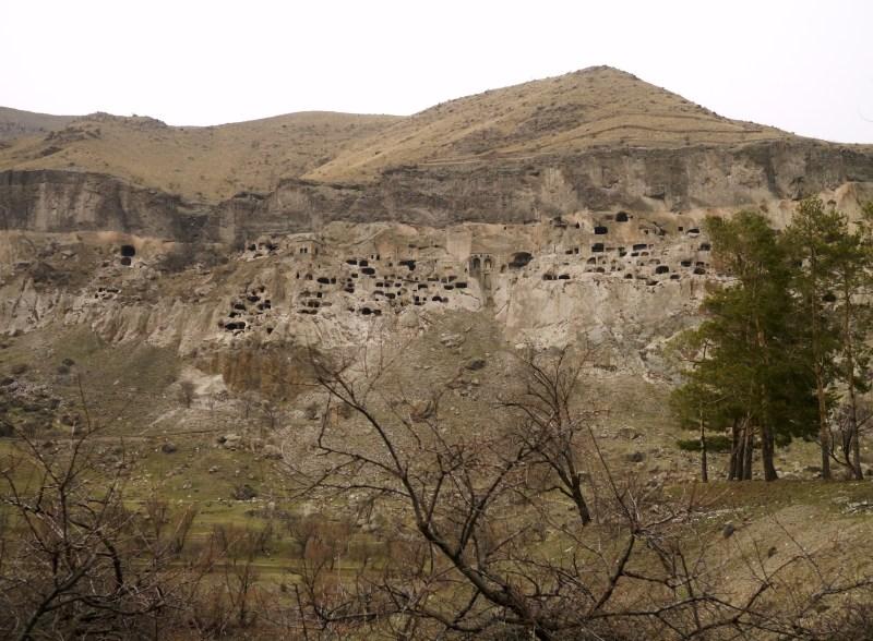 Vardzia Cave Monasteries
