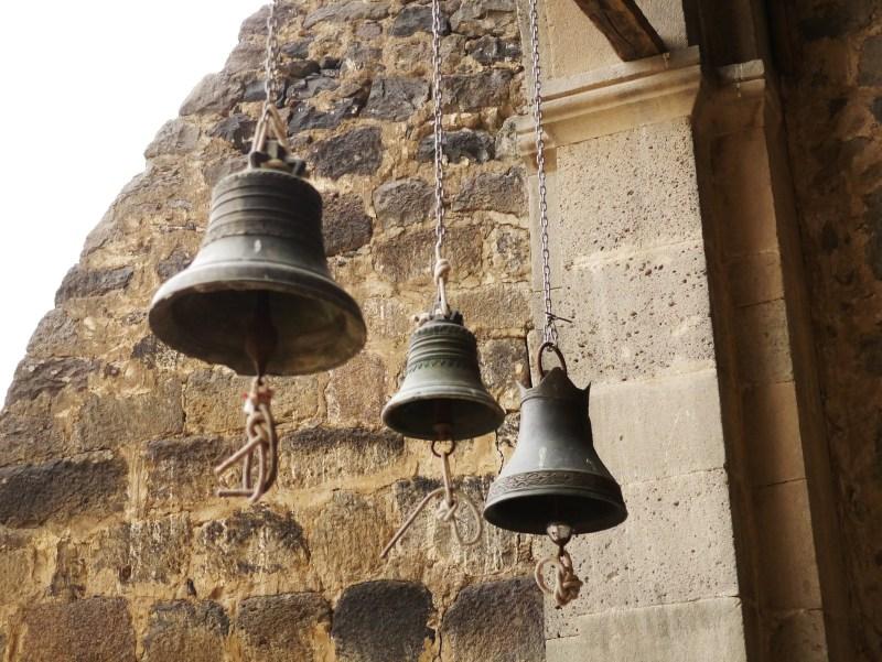 Vardzia bells