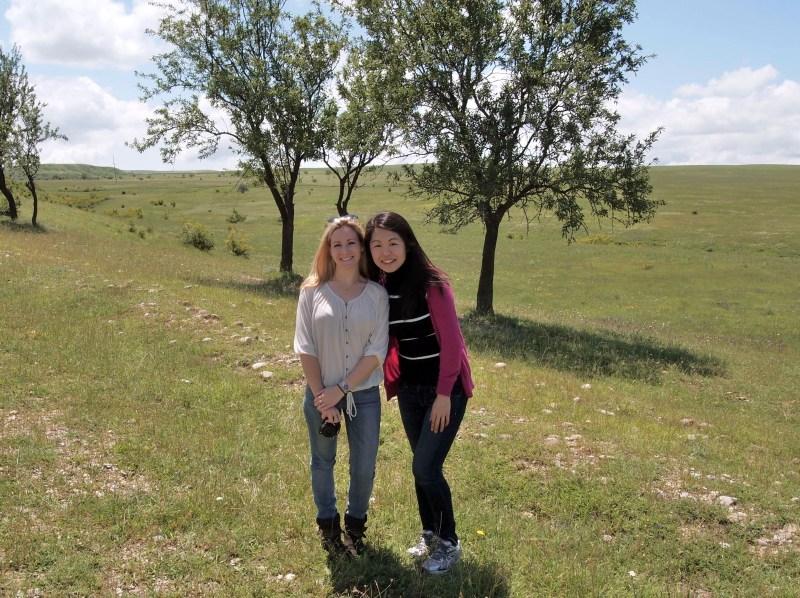 Nerds in Kakheti