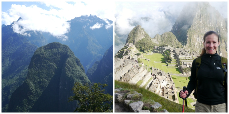 Inka Trail and Macchu Picchu, Peru