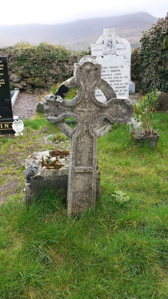 Cemetery in Ballinakilla